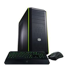 The weapon of choice, powered with- Intel Core i7 4790K- 16Gb DDR3 1600Mhz RAM - Nvidia GeForce GTX970 - 120GB SSD + 1TB HDD paired with top of the line Razer peripherals to provide the precision and accuracy you require to stay ahead of the game. Buy Now:- http://amzn.to/1V1fRbl