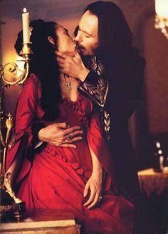 O beijo do vampiro. Save-me!