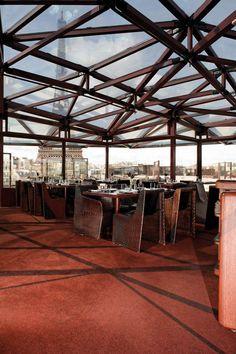 restaurant les ombres paris balsan paris restaurant lesombres eiffeltower jeannouvel architect design interior interiors decor decoration