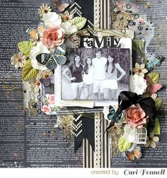 Wendy Schultz - Scrapbook Pages 1