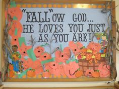 """""""'FALL'ow God"""" submitted by C. Kulp   Please """"like"""" this so my son's school can win a contest!!"""