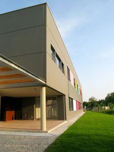 Dave s.r.l. establishment - Pordenone. Italy - Architect Elisa Bristot
