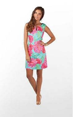 Taytay Dress-Lilly Pulitzer  -  Lily is very big in the South.