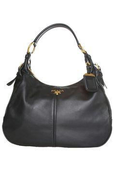 Prada Leather Handbag - Enviius