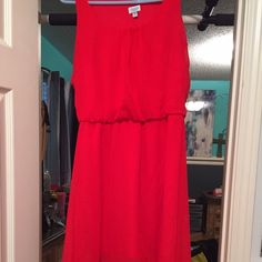 Hi low dress! Classy and cute!! Perfect condition! Worn once! Charming Charlie Dresses High Low