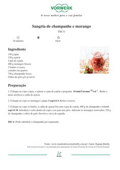 Smoothie Drinks, Smoothies, Make It Simple, Names, Christmas, Recipes, How To Make, Food, Champagne Sangria