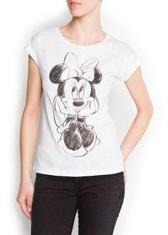 Camiseta Disney manga corta