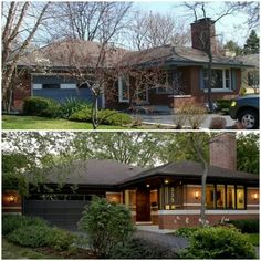 nice remodel of exterior