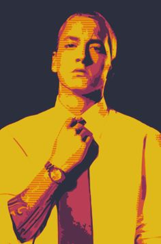 Eminem Pop Art