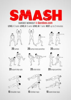 SMASH workout