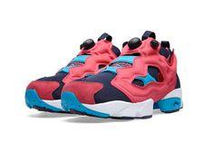 Reebok Insta Pump Fury (Blazing Pink) - Sneaker Freaker 838197ded