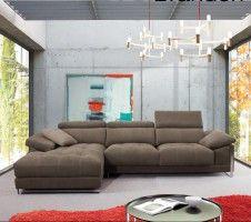 Nuevos modelos 2013 en sofás de viscoelástica de Muebles kimobel.