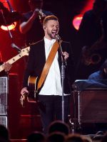 "Justin Timberlake Performs ""Drink You Away"" At CMAs #refinery29"