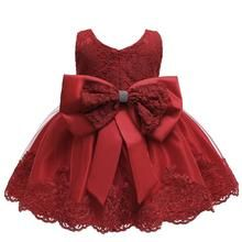 """""""Infant Dress Easter Baby Princess Party Dresses For Baby Girls Christening Dress 2 Year Birthday Dress Newborn Baby Clothes"""" Red Christmas Dress, Girls Christmas Dresses, Dresses Kids Girl, Flower Girl Dresses, Halloween Christmas, Halloween Kids, Christmas Costumes, Christmas Baby, Flower Girls"""
