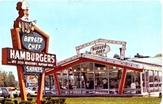 "Burger Chef and Jeff!  Blast from the past. Checkout Bing's ""Images of Burger Chef.""  I remember almost every toy from the fun meals.  It was my first  favorite restaurant!"