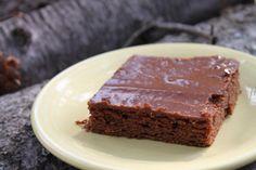 Chocolate Sheet Cake  @Matty Chuah Unrefined Kitchen