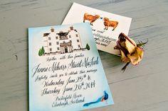 A Romantic Woodland Inspired Wedding in Shades of Orange, Peach and Buttermilk | Love My Dress® UK Wedding Blog