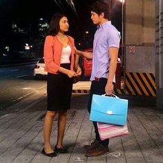 Still on the set.. #OnTheWingsOfLove #OTWOLTaping #NadineLustre #JamesReid #JaDine #ELITES ©@ellatagaca