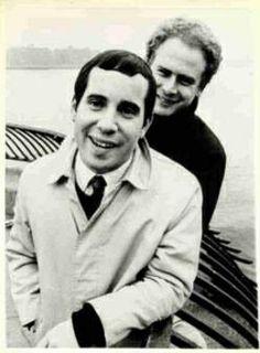 Simon and Garfunkel :) love this pic!