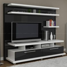 Bedroom Design 00995 Prakash Sugar In 2019 Bedroom Bed – About Designs Modern Tv Cabinet, Modern Tv Wall Units, Tv Cabinet Design, Tv Wall Design, Tv Unit Interior Design, Tv Unit Furniture Design, Bedroom Furniture Design, Wall Unit Designs, Tv Stand Designs