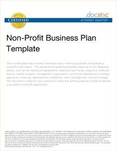 Free Nonprofit Business Plan Template Luxury Free Nonprofit Business Plan Template Pany Non Profit Action Plan Template, Business Plan Template Free, Lesson Plan Templates, Printable Templates, Templates Free, Free Printables, Library Lesson Plans, Library Lessons, Executive Summary