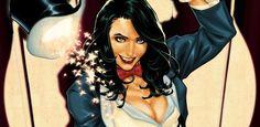 De Tudo Um Pouco: Cosplay – Giada Robin como Zatanna Zatara
