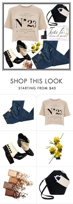 """""""Bez naslova #318"""" by lili-876 ❤ liked on Polyvore featuring 3.1 Phillip Lim, River Island, Chanel, Maybelline, Danse Lente and NARS Cosmetics"""