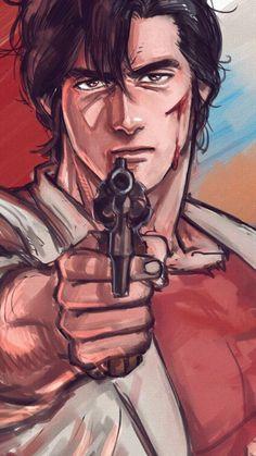 Ryo Saeba un tueur au grand coeur 🔫😘 Nicki Larson, City hunter, Hunter Anime, Manga Comics, Anime Love, Figurative Art, Manga Anime, Cool Art, Sketches