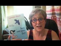 Lynne Pion référence en matière de deuil et résilience et auteur