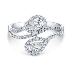 18k White Gold Forevermark® Diamond Band - FM33114-18W