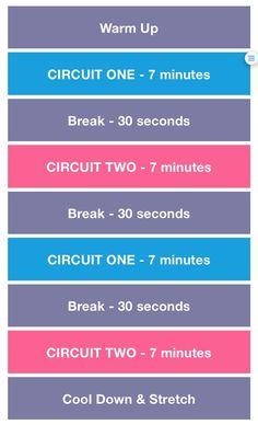 Kayla Itsines Bikini Body Guide Review Schedule