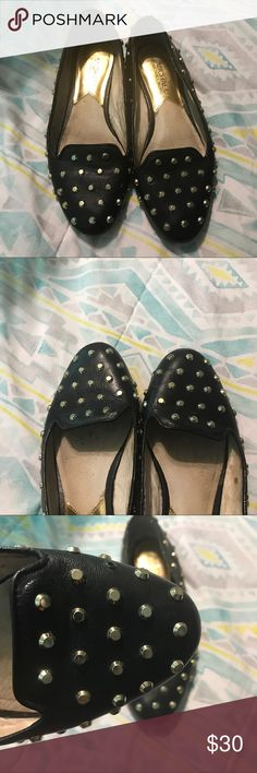 Michael kors studded flats One atone missing not really noticeable Michael Kors Shoes Flats & Loafers