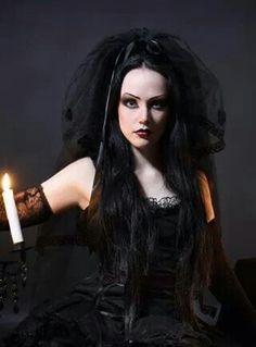 Goth. Goths. Gothic. Women