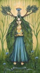 """""""Aleyora -the Seed Keeper"""" 2013 Nadia Turner"""