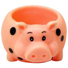 Rubber Pig Accessory Holder