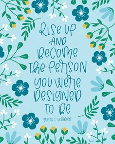 Don't get down on yourself- Rise Up! This Free Printable is the perfect pick-me-up and reminder that you have greatness within! Rise Up Quotes, Quotes To Live By, Me Quotes, Insprational Quotes, Slogan Making, Girls Camp, Printable Quotes, Not Good Enough, Repeating Patterns