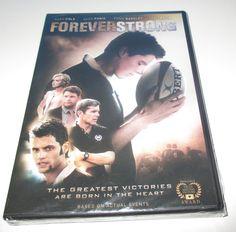 Forever Strong DVD, 2009- BRAND NEW- SEAN ASTIN, PENN BADGLEY- FREE SHIPPING!  #foreverstrong #seanastin #pennbadgley #sports #drama #rugby #truestory #movies http://www.ebay.com/usr/vinylrockretro