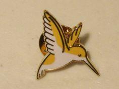 Hummingbird Enamel Lapel pin