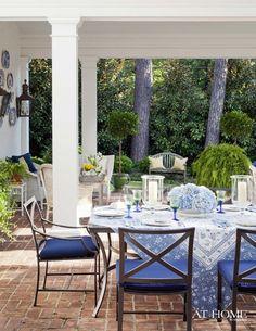 Elegant veranda!