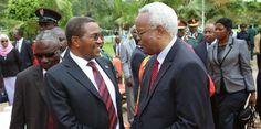 """NEWS AT TOP: Rais Kikwete """"abariki"""" mbio za urais wa Lowassa"""