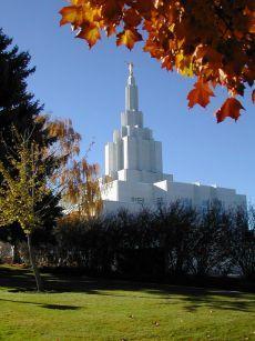 Idaho Falls Temple-02 | Nikon Coolpix did this job! In Explo… | Flickr
