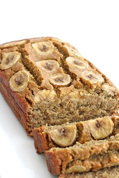Just 5 ingredients to make this healthy loaf of banana bread that's moist, oaty and naturally sweetened with maple syrup. I promise I'm not going all gluten-free on y'all over here, but my mom recentlyeliminated gluten from her diet to see if she has an allergy to it that might be causing some skin irritations,which...