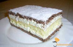 Greek Desserts, Vanilla Cake, Tiramisu, Nutella, Cake Recipes, Cookies, Ethnic Recipes, Budapest, Food