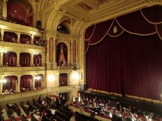 must-go! A Night at the Opera in Budapest is Cheaper Than a Tour of the Opera House || Jaunted