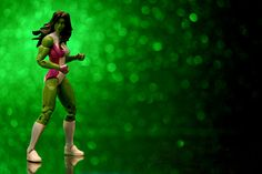 Universal She-Hulk. Fourth in a week-long series of Fantastic Four photos.