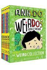 Weirdo: Totally Weird Collection  : Books 1-5 Slipcase - Anh Do