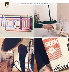 FROM THE DESK OF | jen serafini, designer & blogger - PINEGATE ROAD