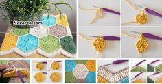 KABARIK KILÇIKLI TIĞ ÖRGÜ YELEK,ŞAL VE BATTANİYE | Nazarca.com Crochet Necklace, Weaving, Knitting, Models, Fashion, Sewing Accessories, Tejidos, Templates, Moda