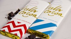 Hello Cocoa Chocolate, designed by deep group