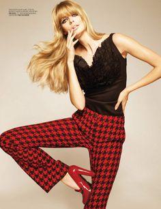 Julia Stegner for Vogue Turkey... the pants<3